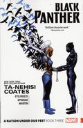 Black Panther TPB (2016-Present Marvel) By Ta-Nehisi Coates 3-1ST