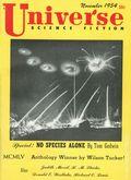 Universe Science Fiction (1953-1955 Palmer Publications) Pulp 8