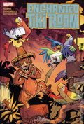 Enchanted Tiki Room HC (2017 Marvel) Disney Kingdoms 1-1ST