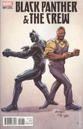 Black Panther and the Crew (2017) 1C