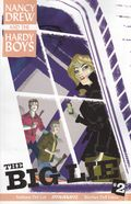 Nancy Drew Hardy Boys (2017 Dynamite) 2B