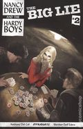 Nancy Drew Hardy Boys (2017 Dynamite) 2A
