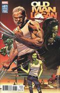 Old Man Logan (2016 Marvel) 21C