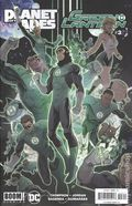 Planet of the Apes Green Lantern (2017) 3A
