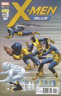 X-Men Blue (2017) 1H