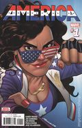 America (2017 Marvel) 1A
