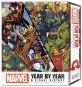 Marvel Year by Year: A Visual History HC (2017 DK) Updated and Expanded 1-1ST