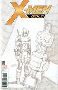 X-Men Gold (2017) 1H