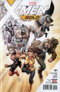 X-Men Gold (2017) 1I