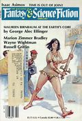 Magazine of Fantasy and Science Fiction (1949-Present Mercury Publications) Vol. 70 #2