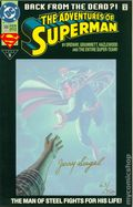 Adventures of Superman (1987) 500UDFSIGNEDA