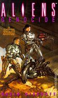 Aliens Genocide PB (1993 A Bantam Novel) 1-1ST