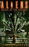 Aliens Music of the Spears PB (1996 A Bantam Novel) 1-1ST