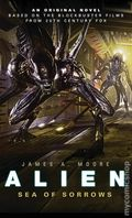 Alien Sea of Sorrows PB (2014 A Titan Books Novel) 1-1ST
