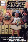 A Galaxy Far, Far Away: Exploring Star Wars Comics SC (2017 Sequart Research) 1-1ST