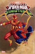 Marvel Universe Ultimate Spider-Man vs. The Sinister Six TPB (2017 Marvel Digest) 2-1ST