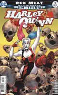 Harley Quinn (2016) 18A