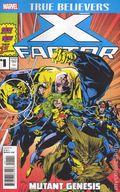 True Believers X-Factor Mutant Genesis (2017) 1