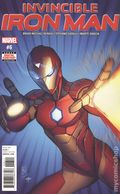 Invincible Iron Man (2016 3rd Series) 6A