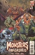 Monsters Unleashed (2017 2nd Series) 1A