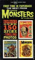 Best from Famous Monsters of Filmland PB (1964 PB Library) 1-REP