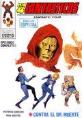 Los 4 Fantasticos (Spanish Series 1969-1974 Ediciones Vertice 1st Series) Fantastic Four 3
