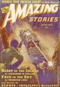 Amazing Stories (1926-Present Experimenter) Pulp Vol. 13 #9