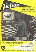 Fiction (French Series 1953) Pulp 37