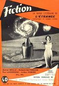 Fiction (French Series 1953) Pulp 40