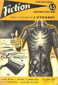 Fiction (French 1953 OPTA) Pulp 45