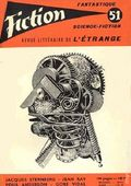 Fiction (French Series 1953) Pulp 51