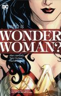 Wonder Woman Who is Wonder Woman? TPB (2017 DC) New Edition 1-1ST