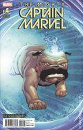 Mighty Captain Marvel (2016 Marvel) 4B