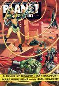 Planet Stories (1939-1955 Fiction House) Pulp Vol. 6 #4