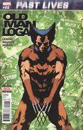 Old Man Logan (2016 Marvel) 22A