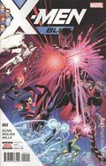 X-Men Blue (2017) 2A