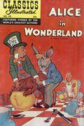 Classics Illustrated 049 Alice in Wonderland (1948) 8B