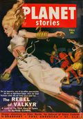 Planet Stories (1939-1955 Fiction House) Pulp Vol. 4 #8