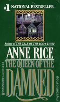 Queen of the Damned PB (1989 A Ballantine Books Novel) The Vampire Chronicles 1-REP