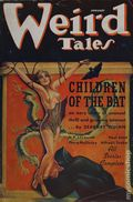 Weird Tales (1923-1954 Popular Fiction) Pulp 1st Series Vol. 29 #1