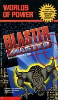 Worlds of Power Blaster Master PB (1990 Novel) 1-1ST