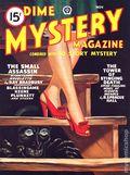 Dime Mystery Magazine (1932-1950 Dime Mystery Book Magazine - Popular) Pulp Vol. 34 #1
