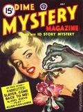 Dime Mystery Magazine (1932-1950 Popular) Dime Mystery Book Magazine Vol. 32 #1