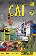 Adventures of Fat Freddy's Cat (1977-1992 Rip Off Press) #6, 1st Printing