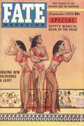 Fate Magazine (1948-Present Clark Publishing) Digest/Magazine Vol. 7 #9