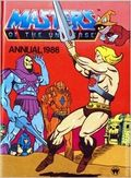 Masters of the Universe Annual HC (1983-1988) 1986-1ST