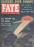 Fate Magazine (1948-Present Clark Publishing) Digest/Magazine Vol. 10 #8