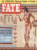 Fate Magazine (1948-Present Clark Publishing) Digest/Magazine Vol. 12 #4