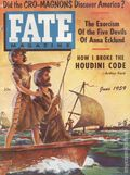 Fate Magazine (1948-Present Clark Publishing) Digest/Magazine Vol. 12 #6