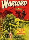 Warlord Book for Boys HC (1976-1990 D. C. Thomson & Co.) Warlord For Boys #1977